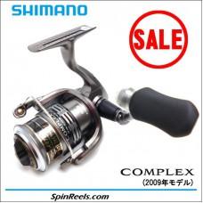 Катушка Shimano 09 Complex Mg 2000HGS F3