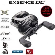 Серия байткастинговых катушек Shimano 12 / 13 EXSENCE DC