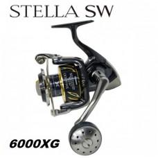 Катушка Shimano 13 STELLA SW 6000XG