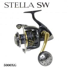 Катушка Shimano 13 STELLA SW 5000XG