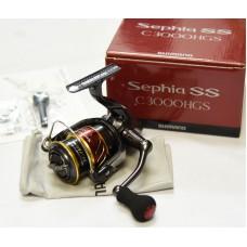 Катушка Shimano 15 Sephia SS C3000HGS