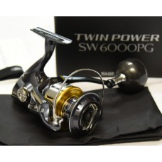 Катушка Shimano 15 Twin Power SW 6000PG