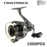 Катушка Shimano 15 Twin Power 1000PGS
