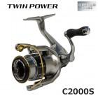 Катушка Shimano 15 Twin Power C2000S