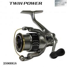 Катушка Shimano 15 Twin Power 2500HGS