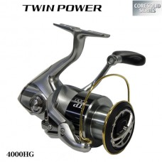 Катушка Shimano 15 Twin Power 4000HG