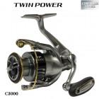 Катушка Shimano 15 Twin Power C3000