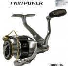 Катушка Shimano 15 Twin Power C3000HG