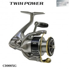 Катушка Shimano 15 Twin Power C3000XG