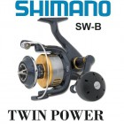 Катушка Shimano Euro 2015 TWIN POWER SW-B