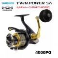 Катушка эксклюзив Shimano 15 Twin Power SW 4000PG