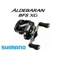 Серия катушек Shimano 16 ALDEBARAN BFS XG (8.0)