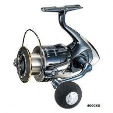 Катушка эксклюзив Custom Tune Shimano 17 Twin Power XD 4000PG