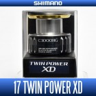 Запасная шпуля (spare spool) Shimano 17 Twin Power XD