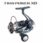 Катушка Shimano Euro 2017 TWIN POWER XD