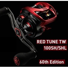 Катушка Daiwa 2018 RED TUNE TW 100SH/100SHL (60th Edition)