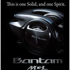 Серия байткастинговых катушек Shimano 18 BANTAM MGL