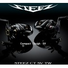 DAIWA 19 STEEZ CT SV TW (Compact + Tough + SV)