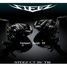 DAIWA 2019 STEEZ CT SV TW (Compact + Tough + SV) G1 SV Spool
