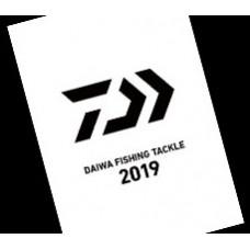 Цифровой каталог 2019 Daiwa Fishing Tackle (Japan)