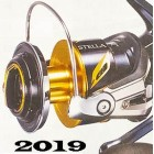 Серия катушек Shimano 19 STELLA SW