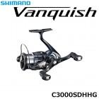 Катушка Shimano 19 Vanquish C3000SDHHG