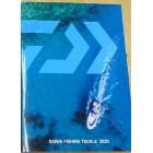 Каталог печатный 2020 Daiwa Fishing Tackle (Japan)