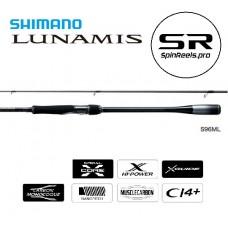 Спиннинг Shimano 20 LUNAMIS