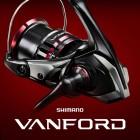 Серия катушек Shimano 20 Vanford (Ci4+)