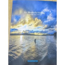 Каталог 2020 Shimano Fishing Tackle Catalogue (Japan)
