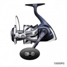 Катушка Shimano 21 Twin Power SW 10000PG