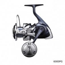 Катушка Shimano 21 Twin Power SW 6000PG