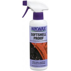 Средство-спрэй Nikwax® SoftShell Proof Spray-On (300 мл)