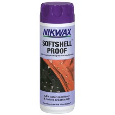 Средство Nikwax® Softshell® Wash-in (300 мл)