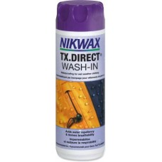 Средство Nikwax® TX.Direct® Wash-in (300 мл) для Gore-Tex