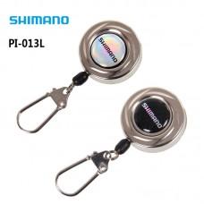 Ретривер металл с карабином Shimano PI-013L