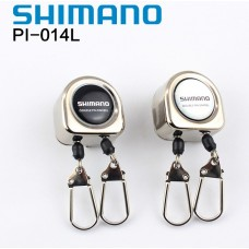 Ретривер металл с карабинами Shimano PI-014L