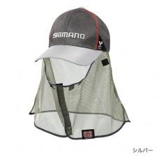 Кепка анти москитная Shimano MOS-Shield CA-001N