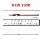 Спиннинг New 2020 Shimano Cardiff Monster Limited BaitCasting