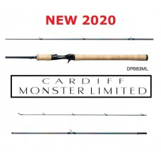Спиннинг New 2020 Shimano Cardiff Monster Limited BaitCasting
