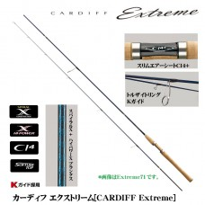 Спиннинги Shimano CARDIFF Extreme