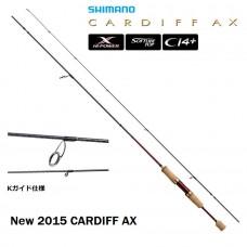 Спиннинг New 2015 Shimano Cardiff AX