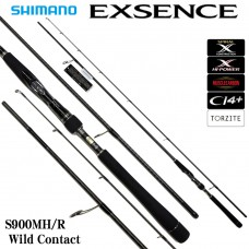 Спиннинг Shimano 2015 New Exsence