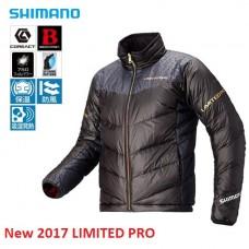 Куртка-пуховик Shimano Nexus Down Jaket LIMITED PRO JA-152Q