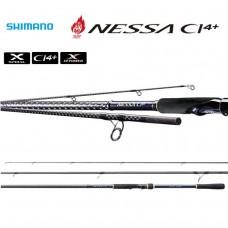 Спиннинг Shimano 18 NESSA Ci4+