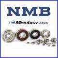 Подшипники NMB (Minebea) оригинал для рыболовных катушек (Тайвань, Сингапур)