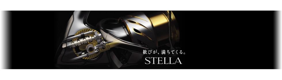 Новинка 2014! New Shimano STELLA 2014