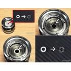 Подшипник открытый для шпуль DAIWA 6x10x2.5 мм