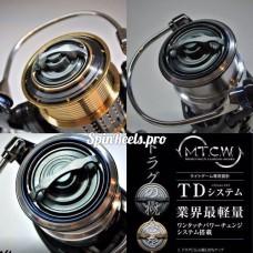 Гайка фрикционного тормоза (Drag Knob) MTCW TD System для катушек Daiwa