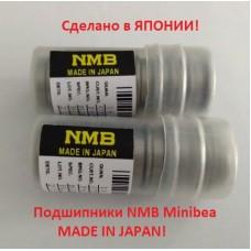 Подшипники закрытые для рыболовных катушек, NMB Minebea (Made in Japan)